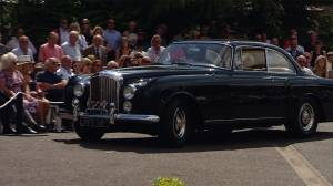 Bentley S2 Continental Coupé