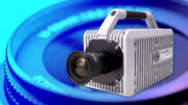 Photron SAX high speed videocamera
