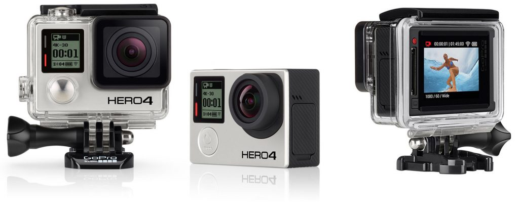 GoPro HERO4 Black for hire