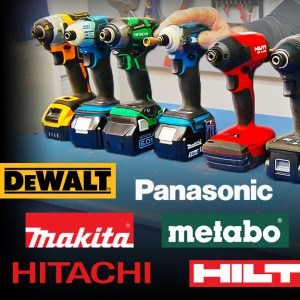 Impact Driver Showdown
