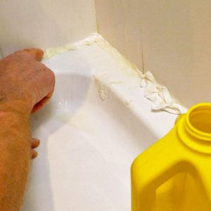 How to Remove Mould from Shower Silicone
